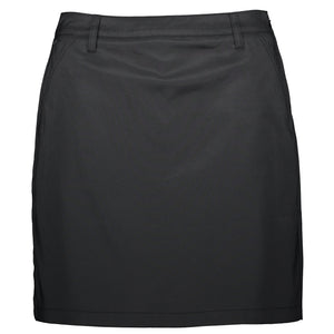 Catmandoo Women's Melrose Golf Skort Black Product Image Front