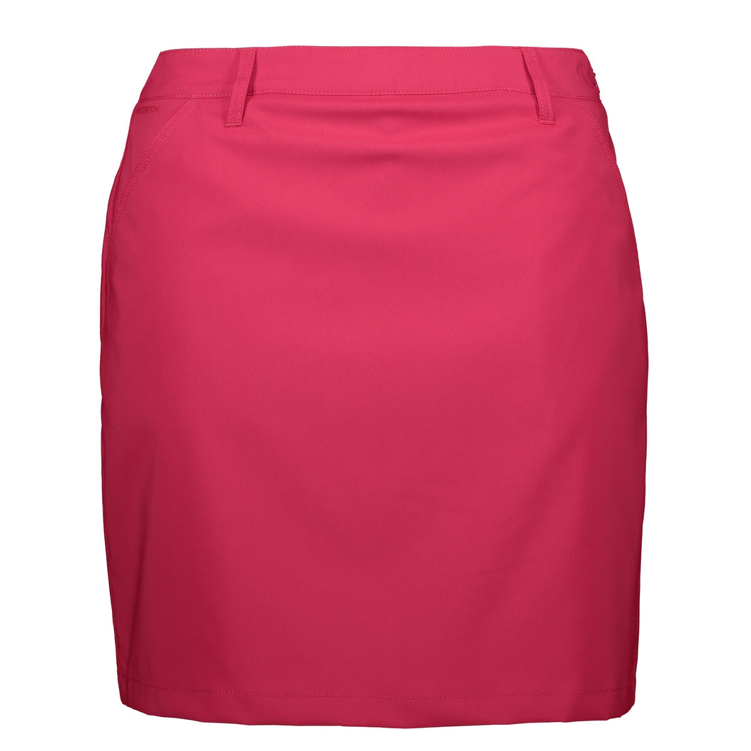 Catmandoo Women's Melrose Golf Skort Bright Rose Pink Product Image Front