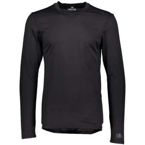 Catmandoo Men's Aatle Black Base Layer Top Front 862457