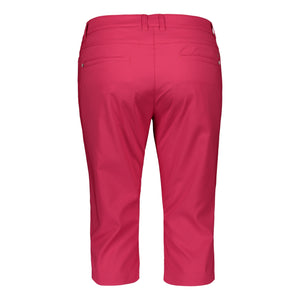 Catmandoo Women's Balmy Bright Rose Pink Capri Pants Product Image Back 891017