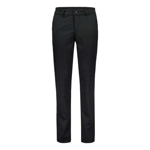 Catmandoo Women's Cira Softshell Waterproof Trouser Black Front 892003_060