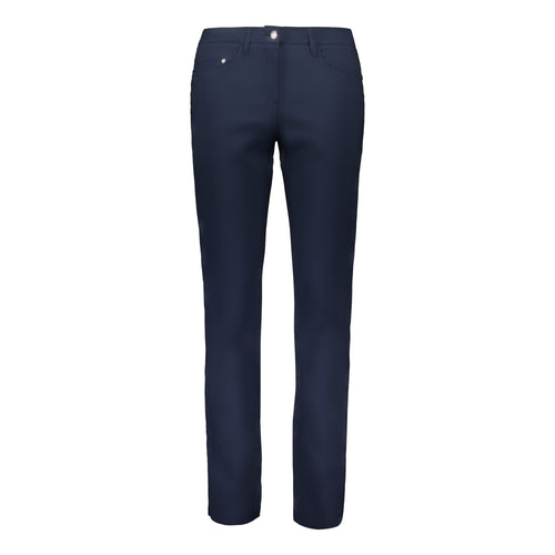 Catmandoo Women's Funn Peacoat Blue Navy Trousers Product Image Front 891027