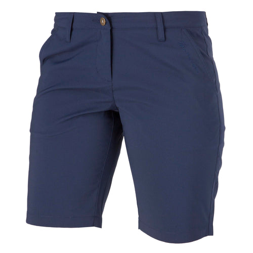 Catmandoo Women's Judyn Navy Golf Shorts Product Front 871022