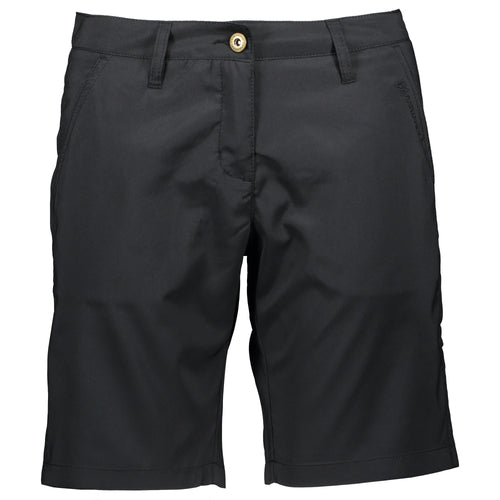 Catmandoo Women's Judyn Black Golf Shorts Product Front 871022
