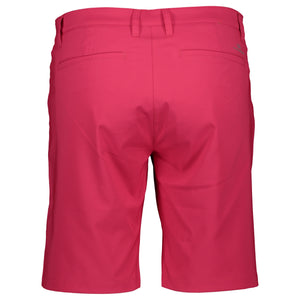 Catmandoo Women's Judyn Bright Rose Golf Shorts Product Image Back 871022