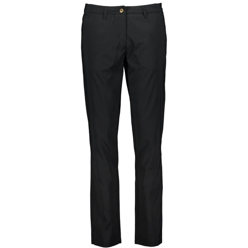 Catmandoo Women's Marillyn Black Golf Trouser Front 871020