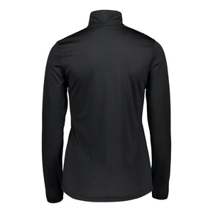 Catmandoo Women's Slona Black Half Zip Midlayer Top Product Image Back 892034