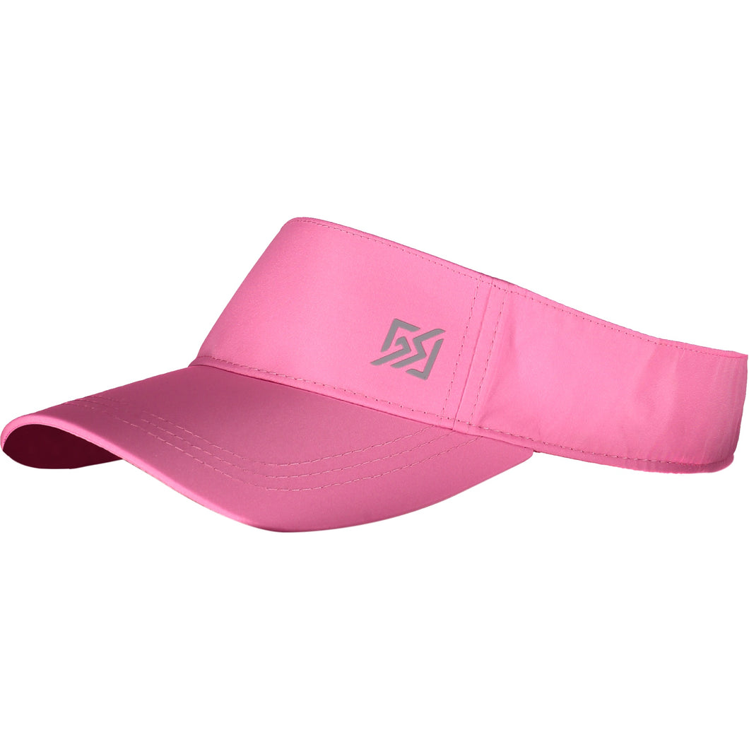 Catmandoo Women's Yona Electric Pink Technical Golf Visor Product Image 871902