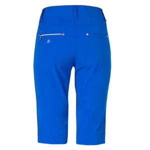 Daily Sports Women's Miracle Long Shorts Ultra Blue Product Image Back 943/216/576