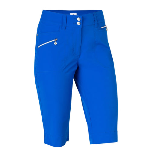 Daily Sports Women's Miracle Long Shorts Ultra Blue Product Image Front 943/216/576