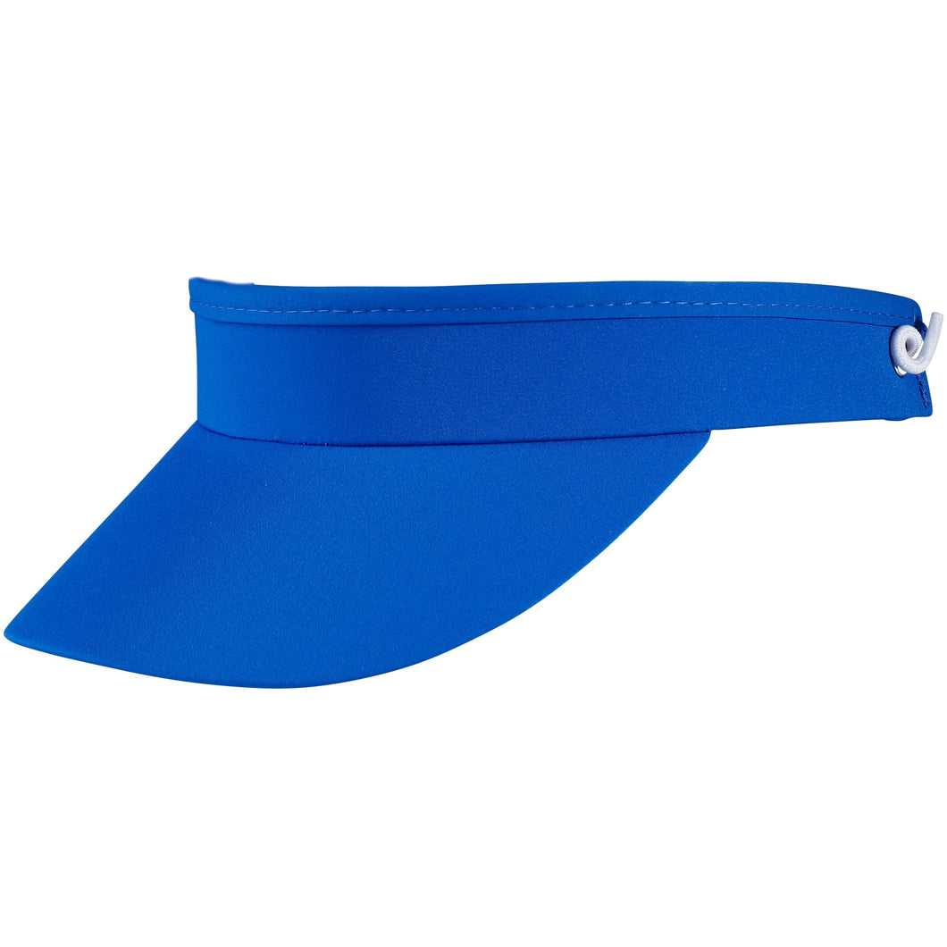 Daily Sports Women's Marina Ultra Blue Golf Visor Product Image 943/600/576