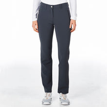 Nivo Women's Chloe Charcoal Full Length Trouser Product Image Front NI8210406