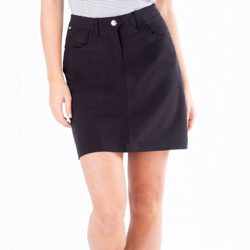 Nivo Marika Black 4-Way Stretch Skort