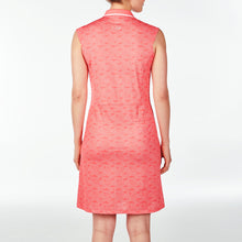 Nivo Genevieve Coral Sleeveless Dress