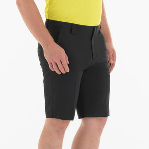 SL20300 Sligo Mens Spike Black Golf Short Product Image Side