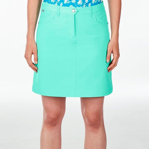 NI8210610 Nivo Women's Marika Atlantis Green Essentials Skort Product Image Front