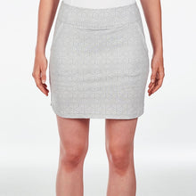 NI9210631 Nivo Women's Lyric Light Grey Liv Cool Skort Product Image Front