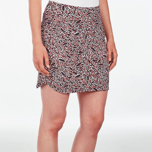 NI9210633 Nivo Women's Lottie Black Liv Cool Skort Product Image Side