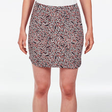 NI9210633 Nivo Women's Lottie Black Liv Cool Skort Product Image Front