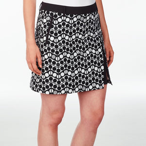 NI9210624 Nivo Women's Winnie Patterned Skort Product Image Side