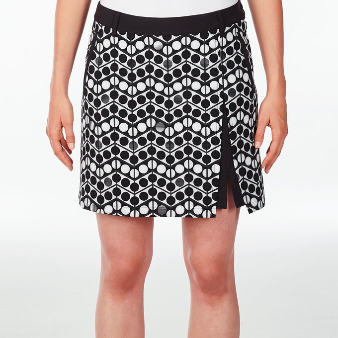 NI9210624 Nivo Women's Winnie Patterned Skort Product Image Front