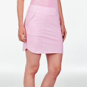 NI9210631 Nivo Women's Lyric Wild Orchid Liv Cool Skort Product Image Side