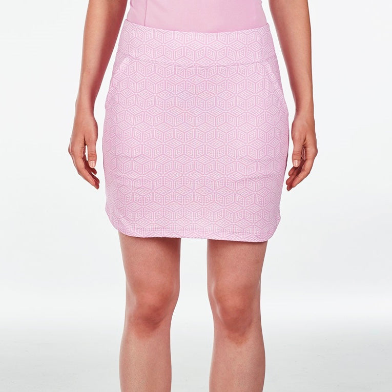 NI9210631 Nivo Women's Lyric Wild Orchid Liv Cool Skort Product Image Front