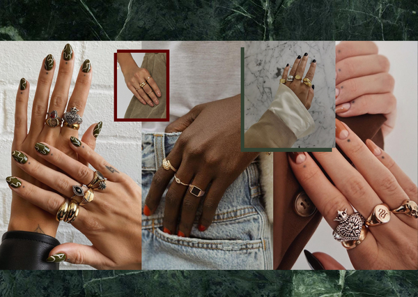 How to Curate Your Ring Stack Like a Pro