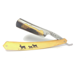 3 Deer, 5/8 Le Chasseur Straight Razor, Theirs Issard
