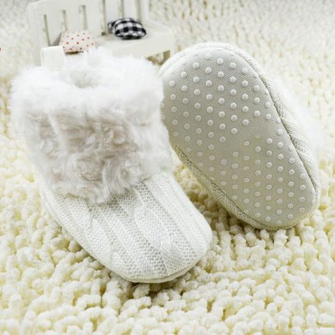 Bubba Winter Fluffy Fleece Boots