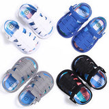 Bubba Summer Casual Crib Baby Shoes