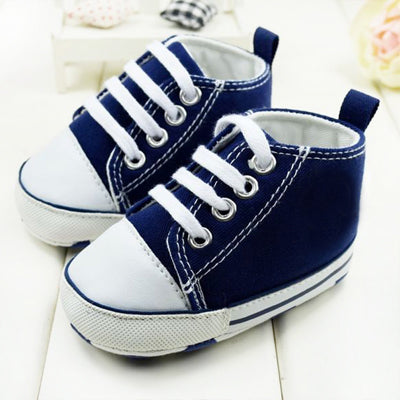 Bubba Casual Newborn Baby Shoes