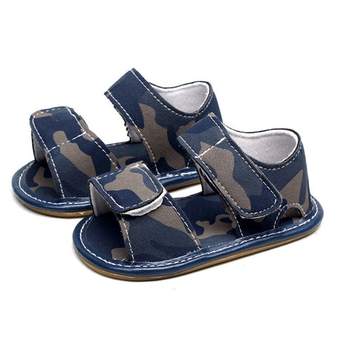 Bubba First Kick Boy Summer Camouflage Shoes