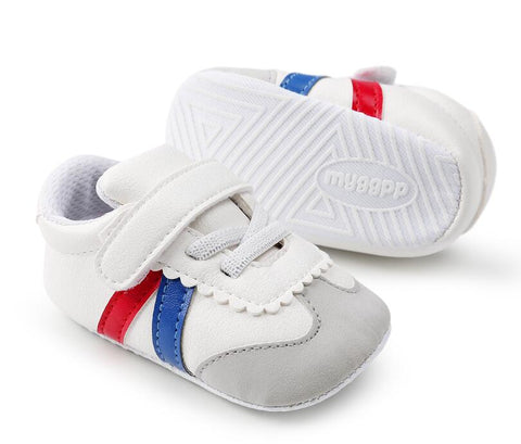 Bubba Baby Casual 2 Stripes Sneakers Shoes