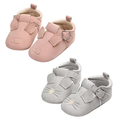 Bubba Kick Bow Fringe Soft Shoe