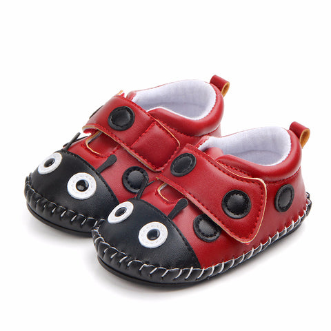Bubba First Kick Lady Bird & Bees Shoes