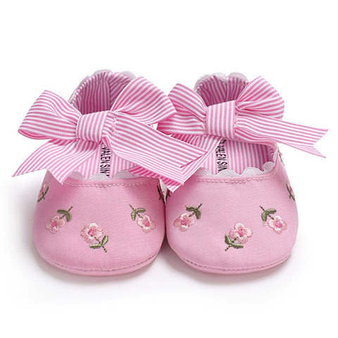 Bubba Kicks Embroidered Princess Shoes