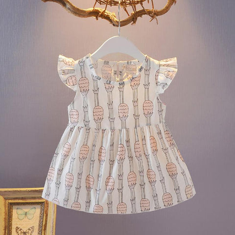 Bubba Toddler Baby Girls summer dress