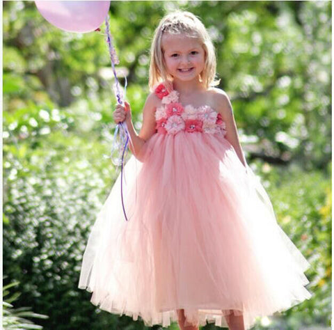 Bubba Long Tutu Dresses for Girls