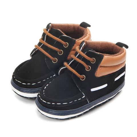 Bubba First Walker Smart Casual Shoes