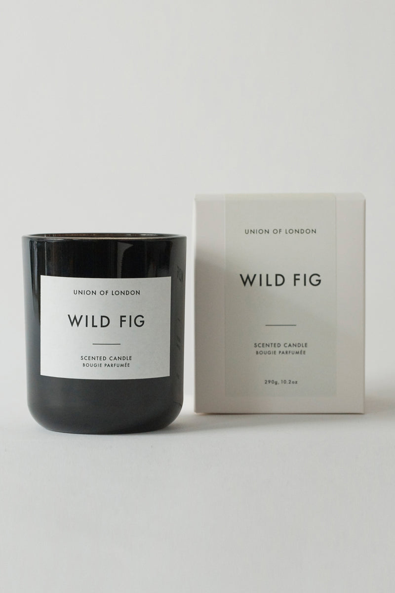 Union of London Wild Fig Medium Black