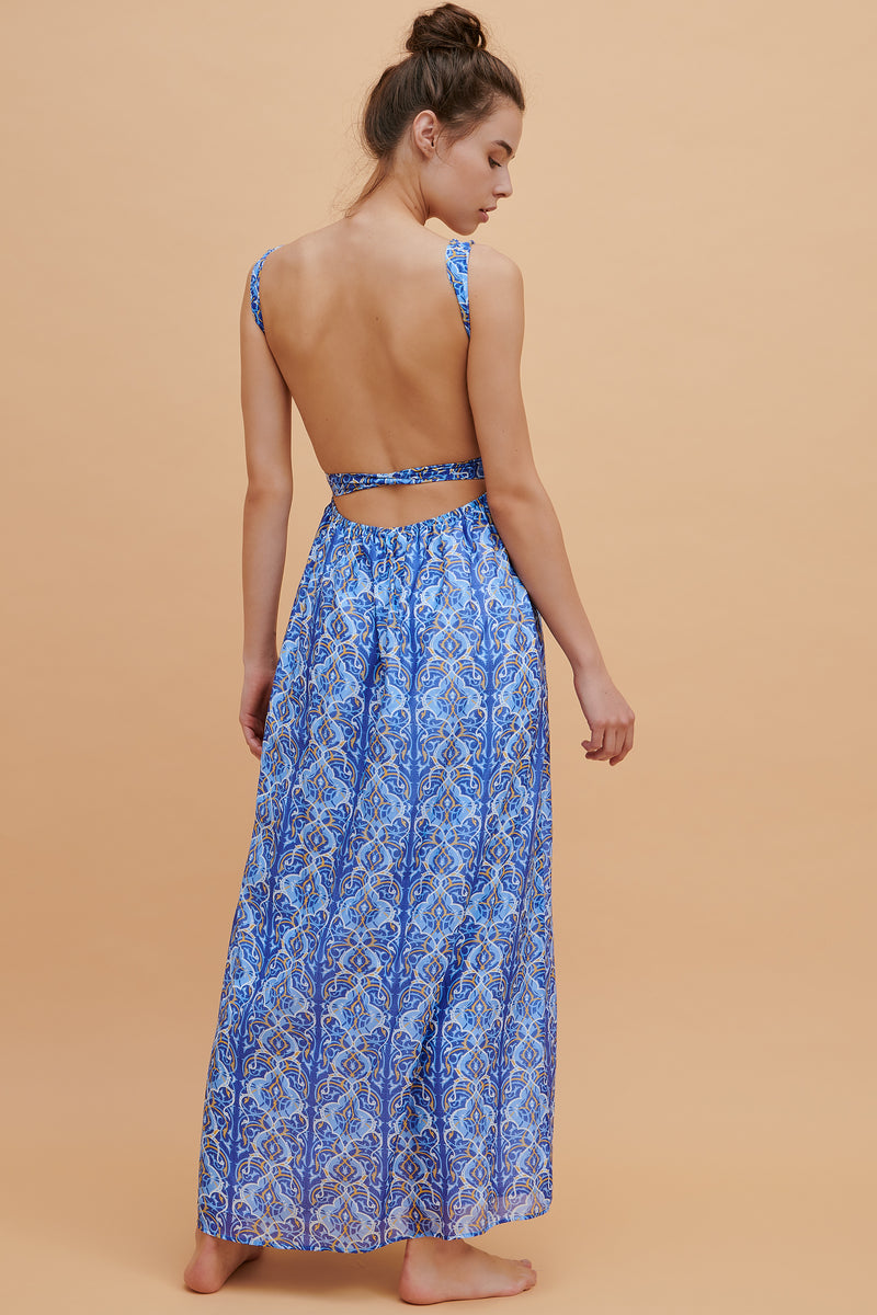 Arabian Nights Maxi Dress