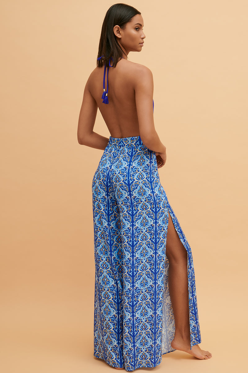 Arabian Nights Wide Leg Trousers