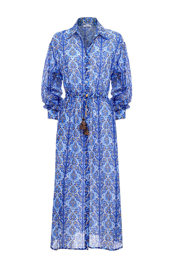Arabian Nights Shirt Dress