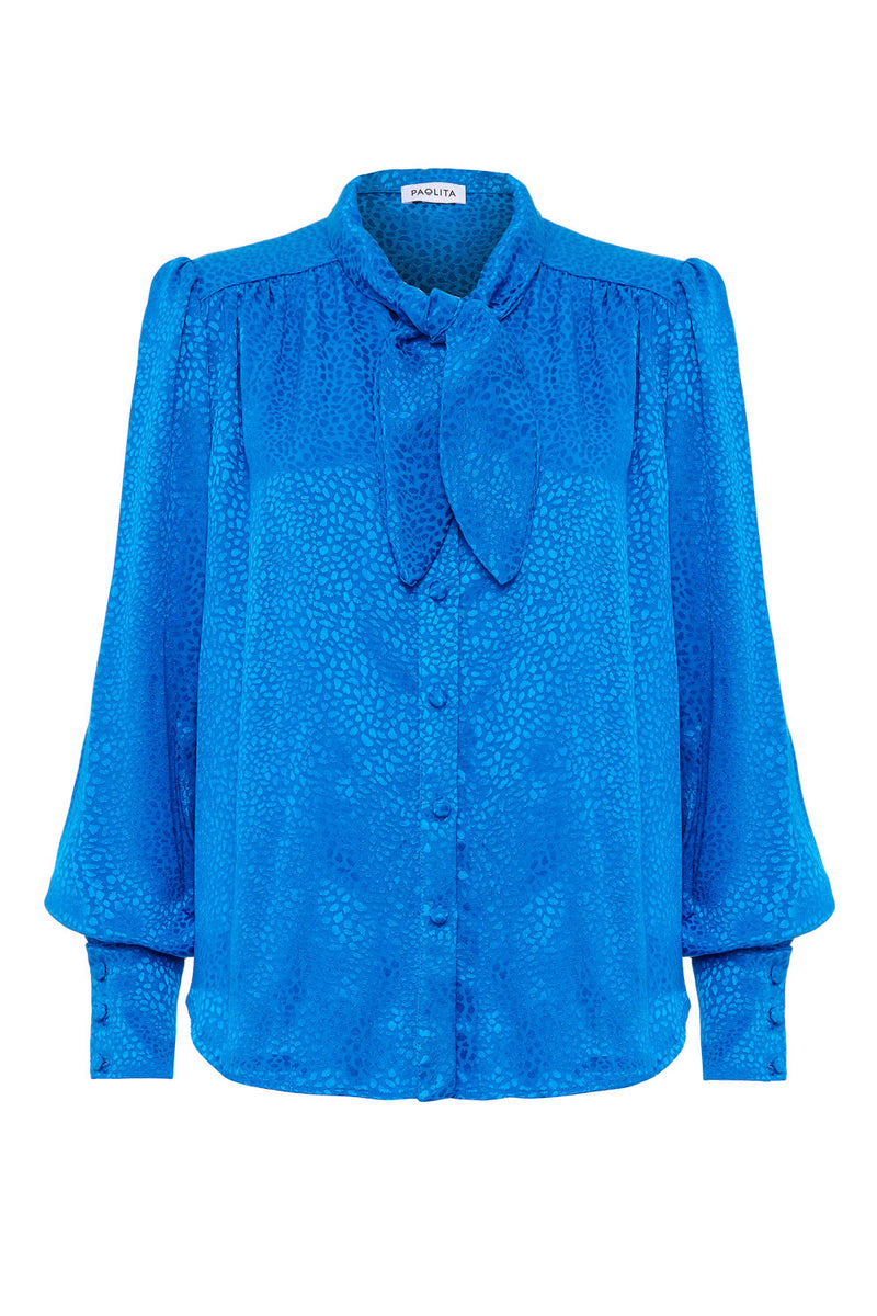 Blue Patti Shirt