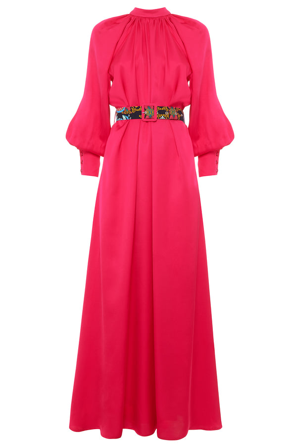 Fuschia Stevie Dress