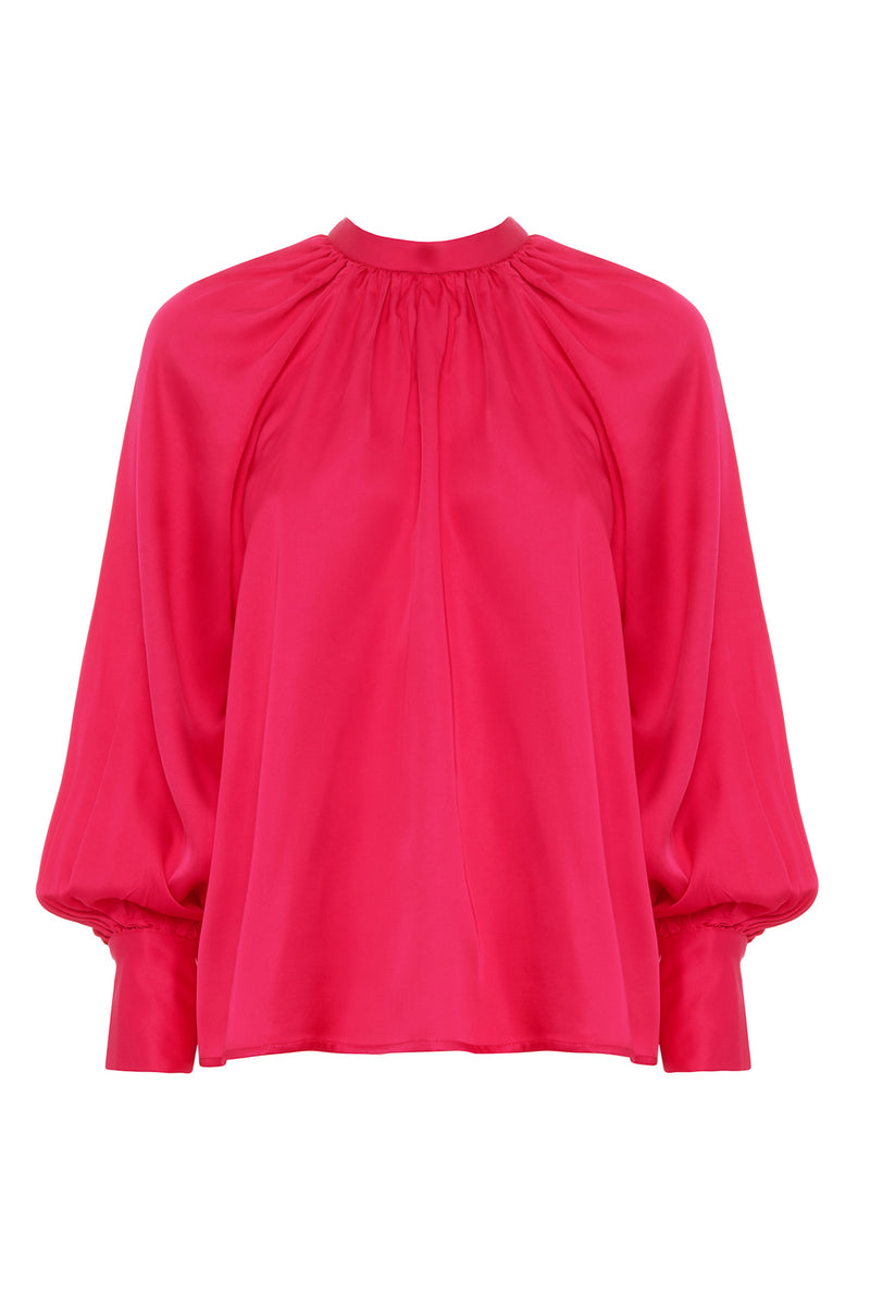 Fuschia Minnelli Top