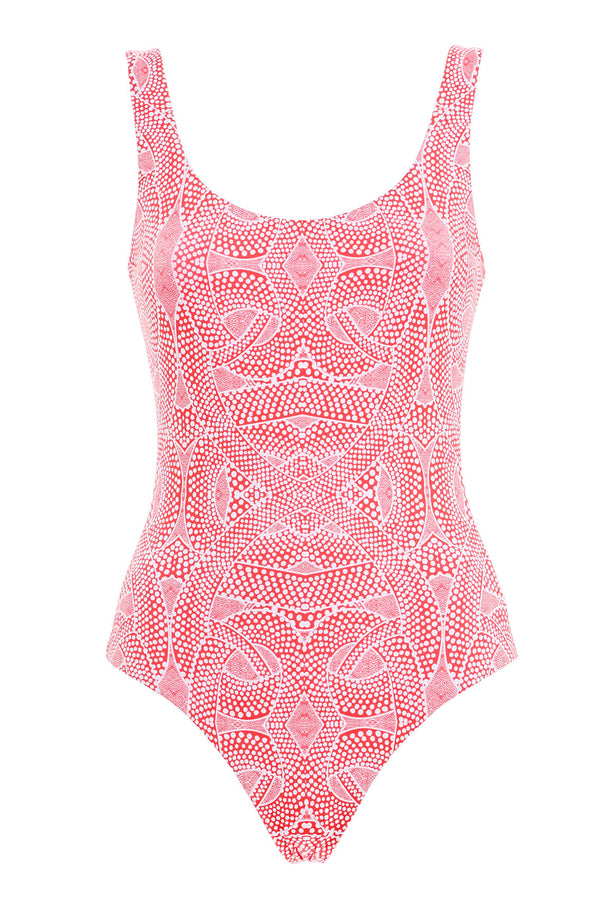 Isa Reversible One Piece