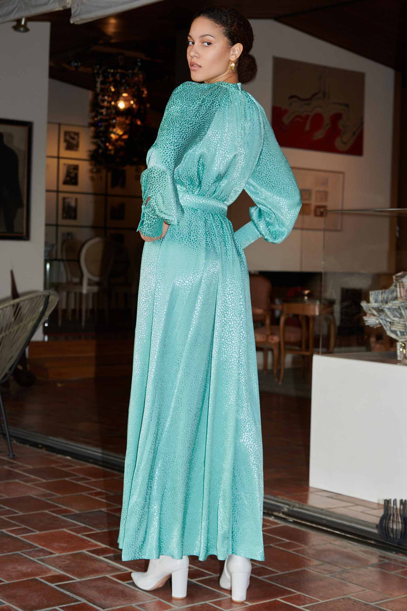 Mint Stevie Dress