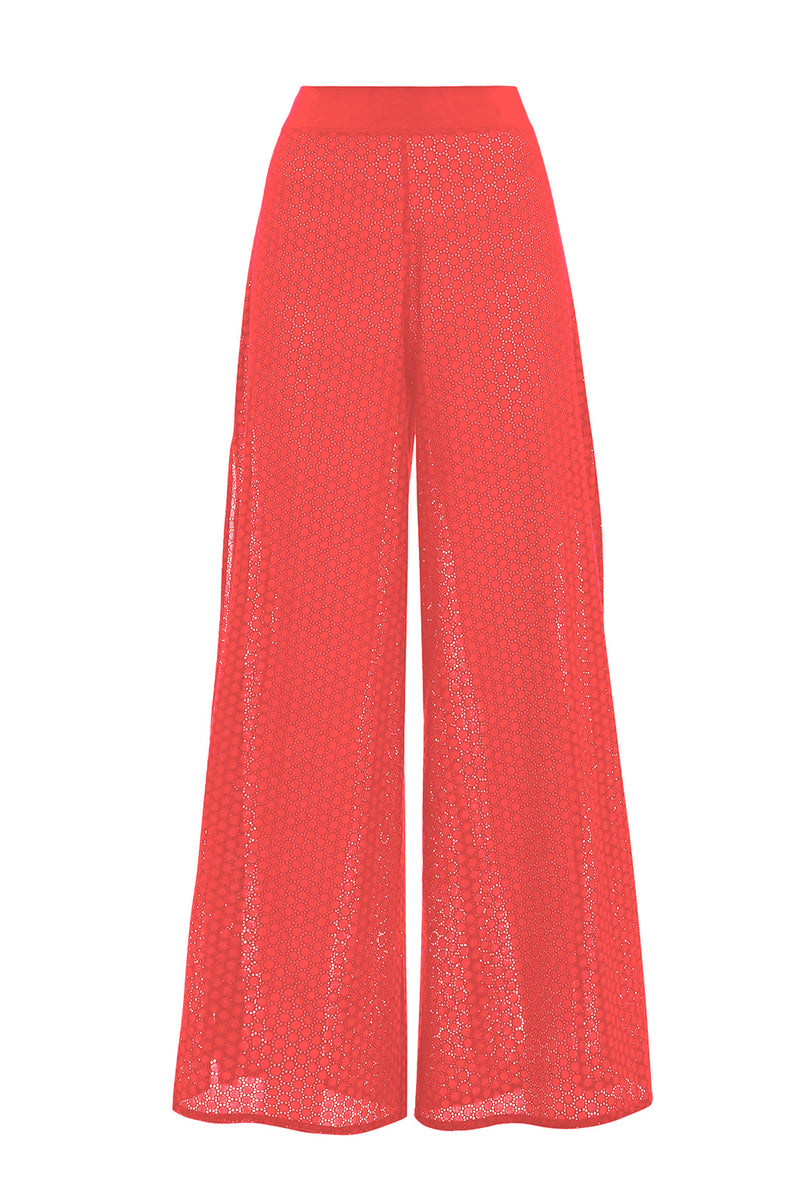 Marijani Embroidered Trousers